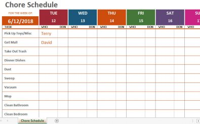 weekly calendar templates archives exceltemplate
